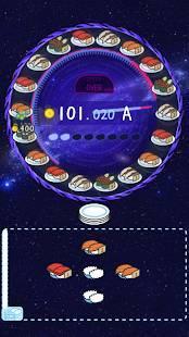 Androidアプリ「すしあつめ - MERGE SUSHI -」のスクリーンショット 3枚目