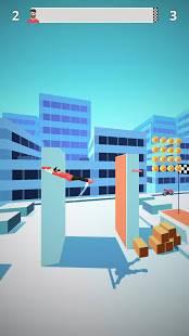 Androidアプリ「Flip Man!」のスクリーンショット 2枚目