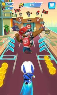 Androidアプリ「トーキング・トムのヒーロー・ダッシュ」のスクリーンショット 2枚目