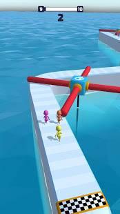 Androidアプリ「Fun Race 3D」のスクリーンショット 5枚目