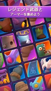 Androidアプリ「Nonstop Knight 2」のスクリーンショット 3枚目