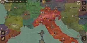 Androidアプリ「大征服者:ローマ」のスクリーンショット 1枚目