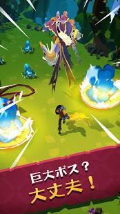 Androidアプリ「Mighty Quest (マイティ・クエスト)」のスクリーンショット 3枚目