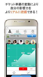 Androidアプリ「CrossTrade-個人証券SNS」のスクリーンショット 4枚目