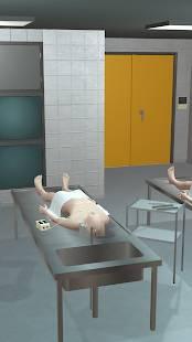 Androidアプリ「脱出ゲーム 哀しみの病棟~サイコなゲームに巻き込まれた~」のスクリーンショット 2枚目