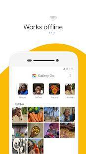 Androidアプリ「Gallery Go by Google フォト」のスクリーンショット 4枚目