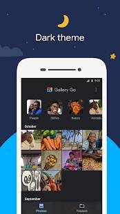 Androidアプリ「Gallery Go by Google フォト」のスクリーンショット 5枚目