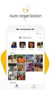 Androidアプリ「Gallery Go by Google フォト」のスクリーンショット 1枚目
