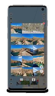 Androidアプリ「Photo Map」のスクリーンショット 5枚目