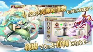 Androidアプリ「戦国少女~戦場に舞う姫たち~」のスクリーンショット 5枚目