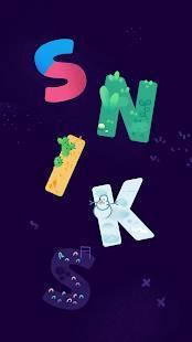 Androidアプリ「SNIKS」のスクリーンショット 1枚目
