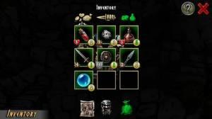 Androidアプリ「Dungeon of Dark」のスクリーンショット 4枚目