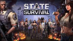 Androidアプリ「State of Survival: ゾンビホラー RPG ゲーム」のスクリーンショット 1枚目