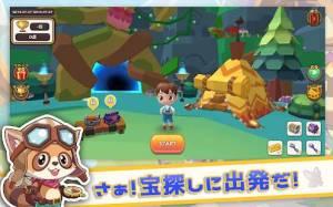 Androidアプリ「ファンタジーファーム~ようせい島のボクとキミ~」のスクリーンショット 5枚目