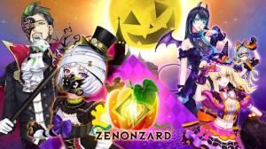 Androidアプリ「ゼノンザード(ZENONZARD)」のスクリーンショット 1枚目