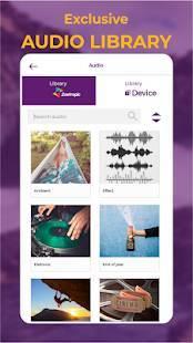 Androidアプリ「Zoetropic - 写真を動かす」のスクリーンショット 5枚目