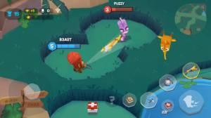 Androidアプリ「バトルモン:無料の動物バトロワゲーム。生き残りをかけて対戦し、動物園の王として勝ち残れ」のスクリーンショット 5枚目