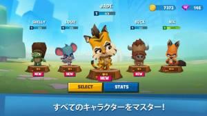 Androidアプリ「バトルモン:無料の動物バトロワゲーム。生き残りをかけて対戦し、動物園の王として勝ち残れ」のスクリーンショット 2枚目