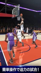 Androidアプリ「NBA NOW:モバイルバスケットボールゲーム」のスクリーンショット 3枚目