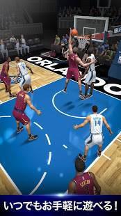 Androidアプリ「NBA NOW:モバイルバスケットボールゲーム」のスクリーンショット 2枚目