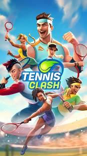 Androidアプリ「プロテニス対戦」のスクリーンショット 5枚目