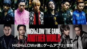 Androidアプリ「HiGH&LOW THE GAME ANOTHER WORLD」のスクリーンショット 1枚目