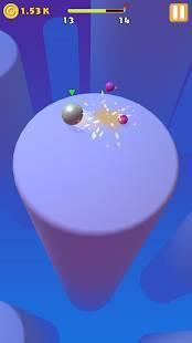 Androidアプリ「Ball Action」のスクリーンショット 4枚目