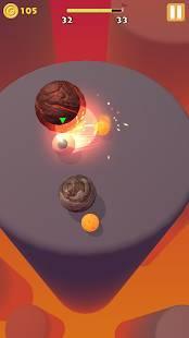 Androidアプリ「Ball Action」のスクリーンショット 5枚目