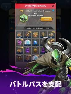 Androidアプリ「Battle Breakers」のスクリーンショット 3枚目