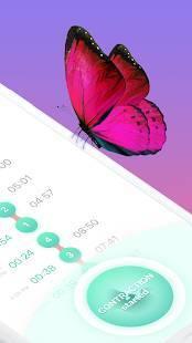 Androidアプリ「陣痛・陣痛あぷり・ 陣痛アプリ」のスクリーンショット 3枚目