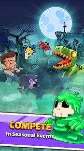 Androidアプリ「Magic Brick Wars」のスクリーンショット 1枚目