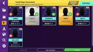 Androidアプリ「Football Manager 2020 Mobile」のスクリーンショット 3枚目