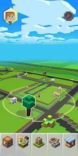 Androidアプリ「Minecraft Earth」のスクリーンショット 4枚目