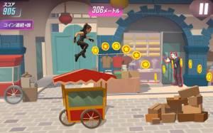 Androidアプリ「チャーリーズ・エンジェル: ザ・ゲーム」のスクリーンショット 1枚目