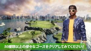 Androidアプリ「ゴルフキング: ワールドツアー」のスクリーンショット 4枚目