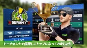 Androidアプリ「ゴルフキング: ワールドツアー」のスクリーンショット 5枚目