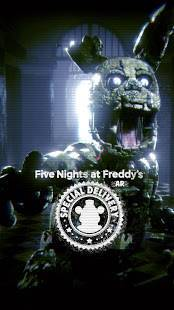 Androidアプリ「Five Nights at Freddy's AR: Special Delivery」のスクリーンショット 1枚目