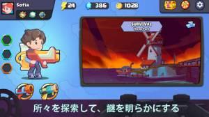 Androidアプリ「Sofia & Jack: Defenders」のスクリーンショット 3枚目