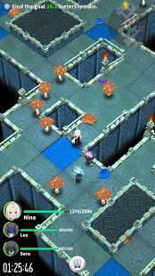 Androidアプリ「Dungeon Dash」のスクリーンショット 2枚目
