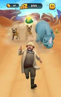 Androidアプリ「Jumanji: Epic Run」のスクリーンショット 4枚目