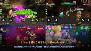Androidアプリ「俺っちでもヒーロー アイテムファーミングRPG」のスクリーンショット 1枚目