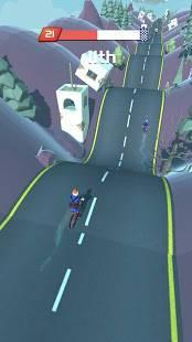 Androidアプリ「Bikes Hill」のスクリーンショット 5枚目