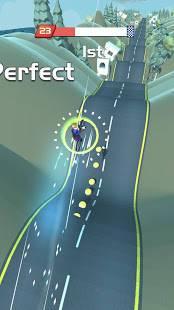 Androidアプリ「Bikes Hill」のスクリーンショット 1枚目