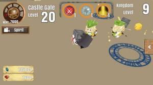 Androidアプリ「ロイヤル・ガーディアン ~在りし日の王国を ~ かわいいキャラ大乱闘の3D広域放置タワーディフェンス」のスクリーンショット 1枚目