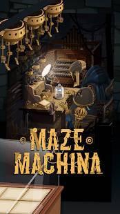 Androidアプリ「Maze Machina」のスクリーンショット 2枚目