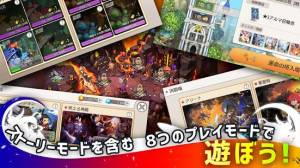 Androidアプリ「ムーンライトナイツ - LunachroR Returns」のスクリーンショット 5枚目