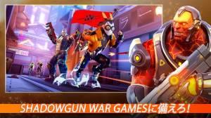Androidアプリ「Shadowgun War Games - 最高級の5対5オンラインFPSモバイルゲーム」のスクリーンショット 2枚目