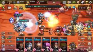 Androidアプリ「ダンジョンアイドル:放置系アクションRPG」のスクリーンショット 1枚目