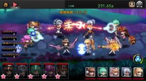 Androidアプリ「ダンジョンアイドル:放置系アクションRPG」のスクリーンショット 2枚目