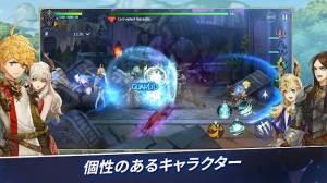 Androidアプリ「マギア : カルマサーガ」のスクリーンショット 4枚目